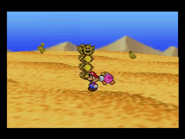 Paper Mario - LOL RUN! - User Screenshot